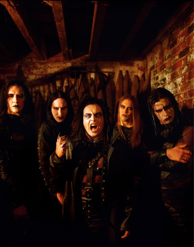 Cradle of filth vs Dimmu Borgir