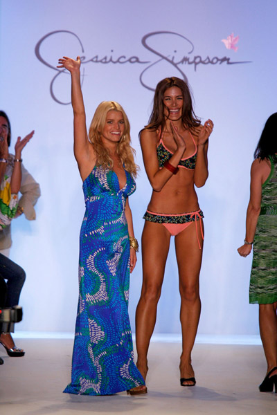 Miami Swim Fashion Week - Jessica Simpson