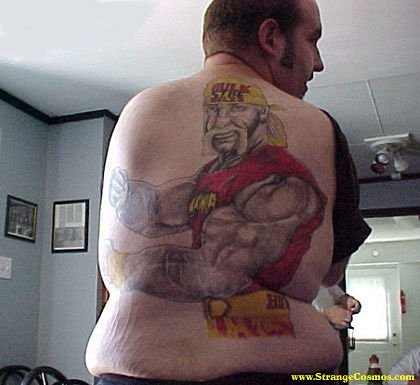 This is a STUPID tattoo....