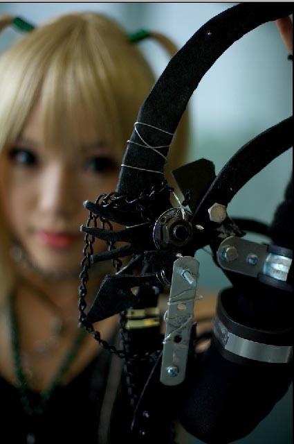 Немножко Аманэ Мисы из Death Note (30 фото)
