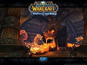 WoW: �Wrath of the Lich King� - Blizzard ������������ ����� ����������