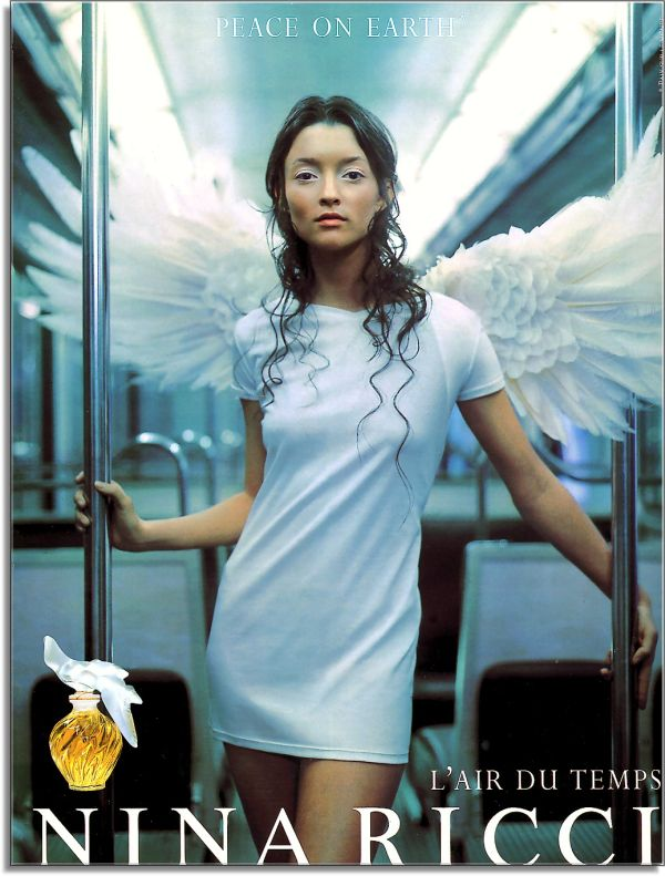 Beautiful Fashion Ads