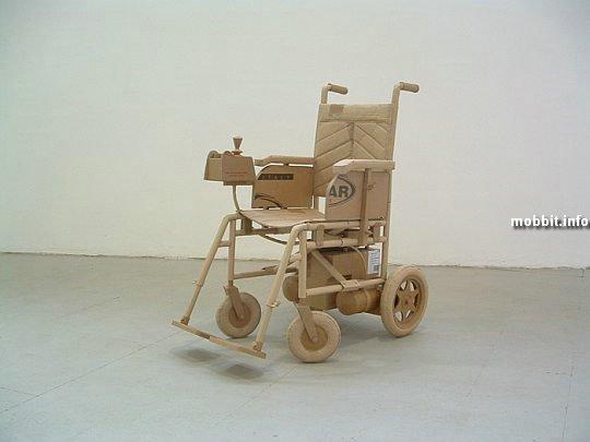 Картонные творения Криса Гилмура