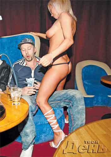 Серега устроил секс-шоу на своих именинах (ФОТО)