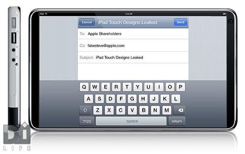 Новый концепт от Apple