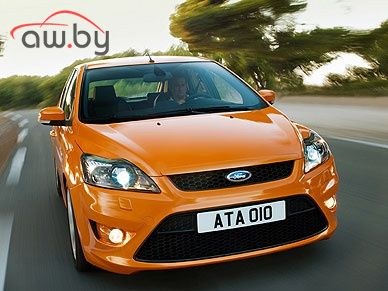 Ford показал фото Focus ST