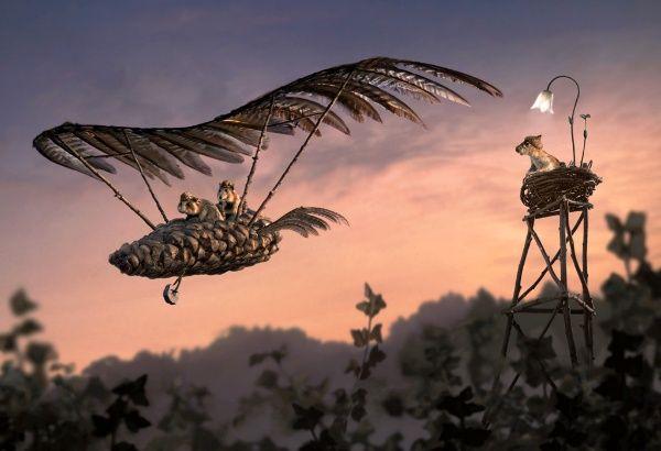 Креативные работы от Thomas Herbrich