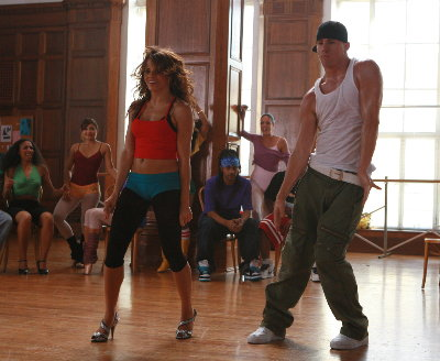 Step Up / Шаг вперёд (фотографии с фильма и фотки самих актёров)