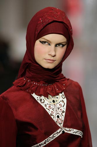 Фестиваль исламской моды в Малайзии