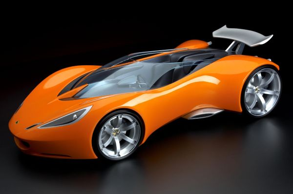 Lotus Hot Wheels concept
