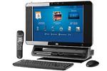 Медиацентр HP TouchSmart для кухни или гостиной
