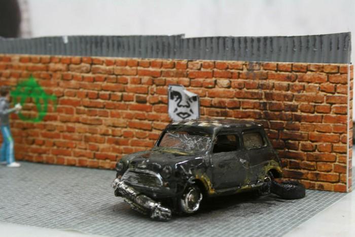 Трагедия в мини-городе