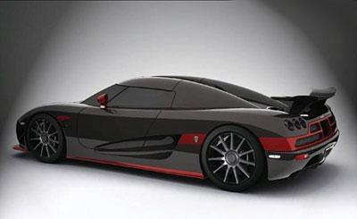 Koenigsegg представил автомобиль мощность 1018 лошадей