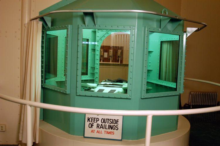 Американская тюрьма для смертников