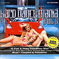 VA - Hard Dance Mania Vol.8 (2006)