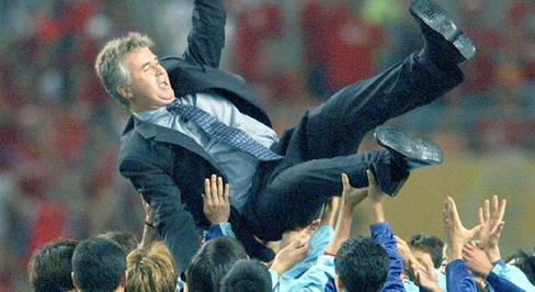 Сборная России едет на ЕВРО-2008™