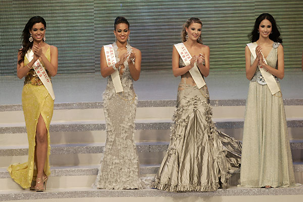 Представительница Китая стала новой «Мисс Мира»