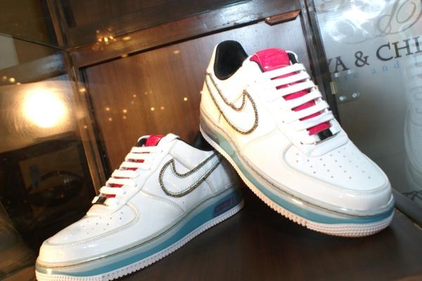 Bling-bling �����: ���� Nike � ������������