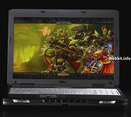 Dell + Blizzard = ноутбуки в стиле World of Warcraft