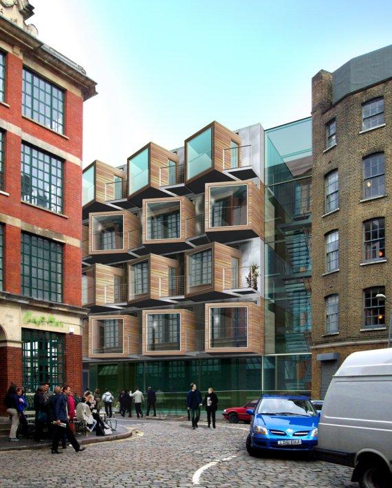 Миниквартиры — квартирный вопрос в Лондоне