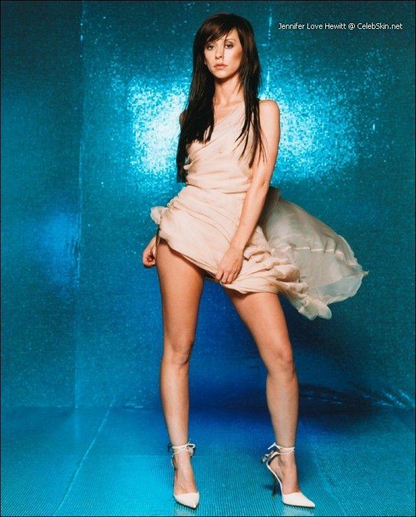 Голливудская красотка Jennifer Love Hewitt