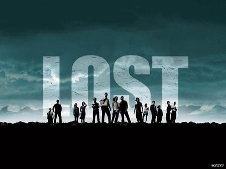 Перерывы в показе сериалов на примере Lost'a