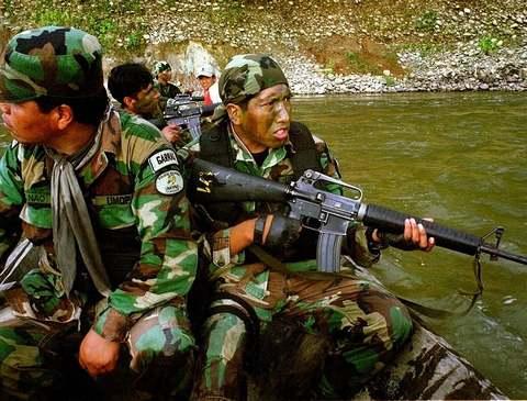 Интересно Знать: Боливия (Война наркотиков)