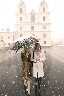 С четверга в Беларуси похолодает до минус 13