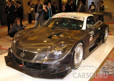 Lexus SC430 Super GT - Властелин колец