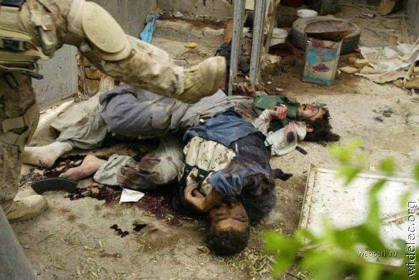 Американцы в Ираке