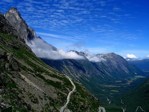 Самые опасные дороги мира