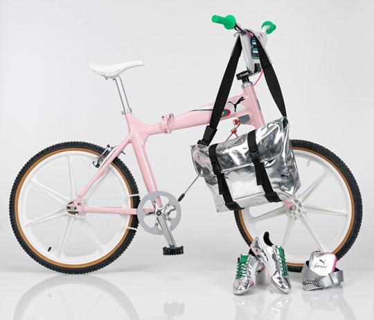 Велосипеды Puma