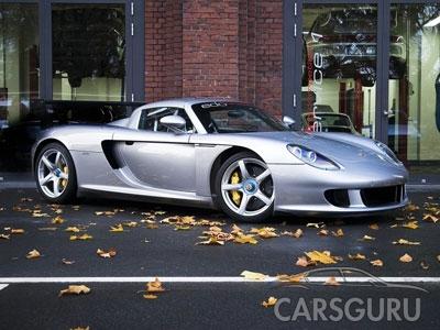 Edo Porsche Carrera GT - ультиматум скорости