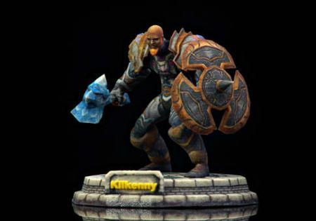 Перенесите своего героя из World of Warcraft в реальный мир!