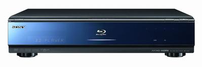 Два новых blu-ray плеера Sony
