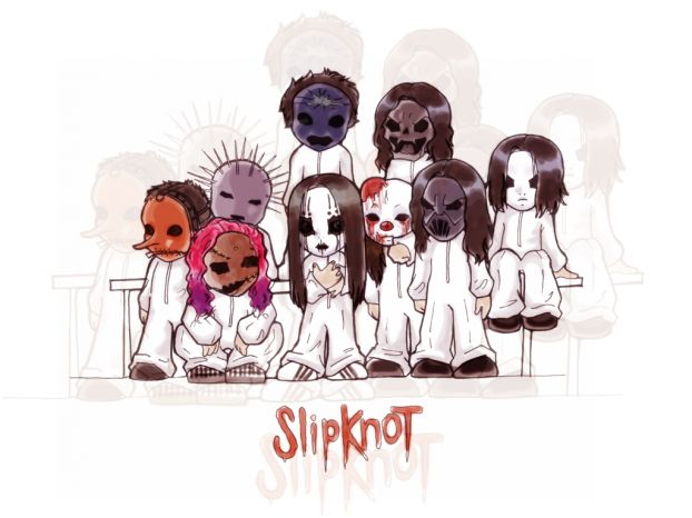 SlipKnot биография,картинки