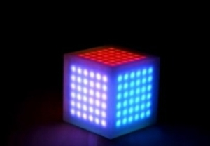 Британец cоздал электронный кубик Рубика