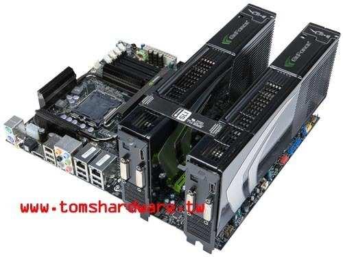 GeForce 9800 GX2: новые фотографии и данные о цене