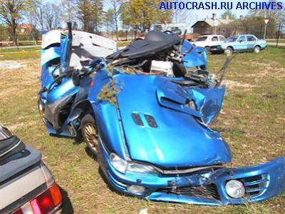 Аварии на Street Racinge
