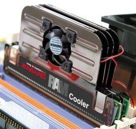 Zaward RAM Cooler