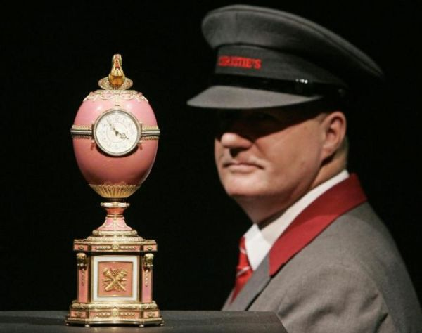 САМЫЕ ДОРОГИЕ вещи аукционов 2007 года