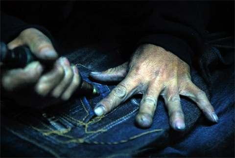 Интересно Знать: Китай. Как делаются джинсы