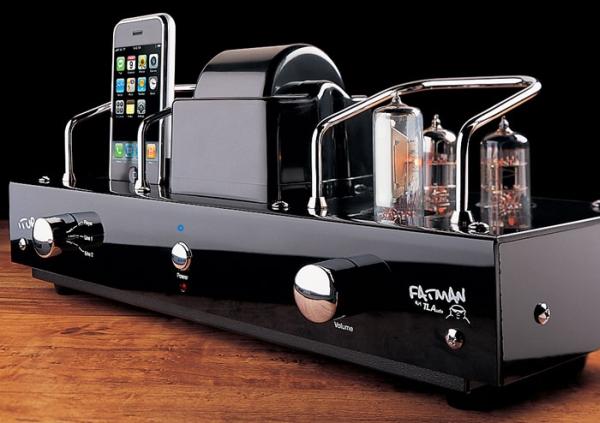 Винтажная акустическая система для iPod