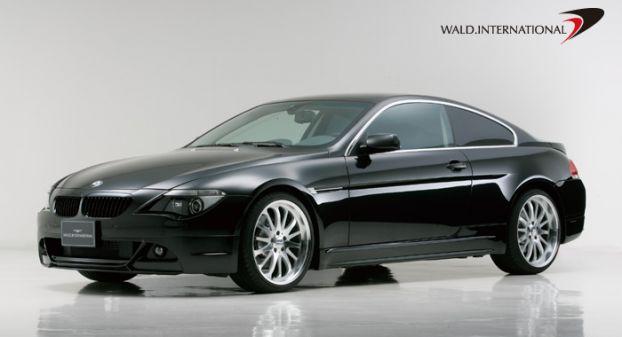BMW 6 Wald International