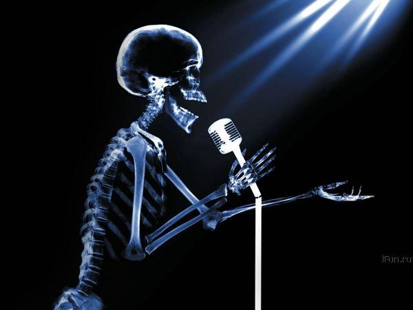 Мы - скелеты!!!