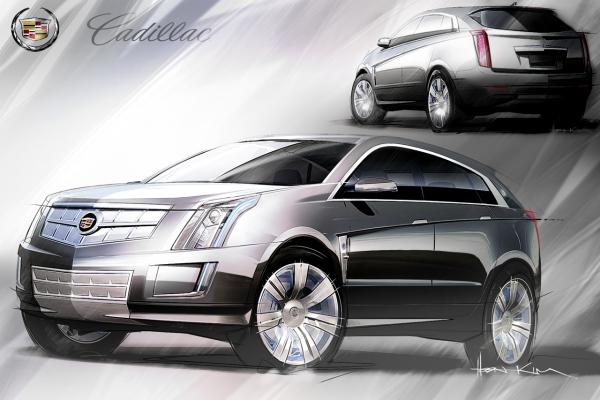 �������� �������� ���������� Cadillac Provoq