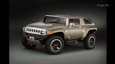 Новый молоток - Hummer HX