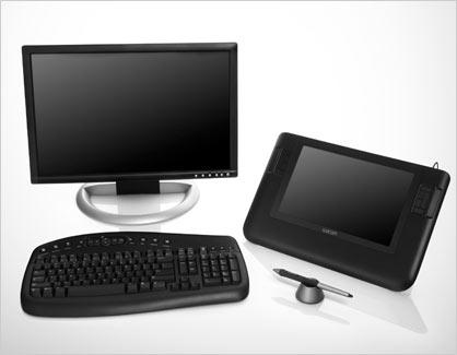 Wacom Cintiq 12WX — теперь планшет-дисплей