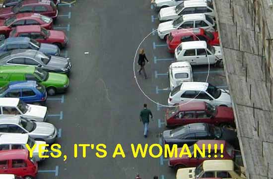 Дорогой, купи мне машину...