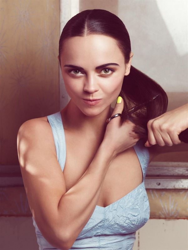 Кристина Риччи — Christina Ricci by Craig McDean